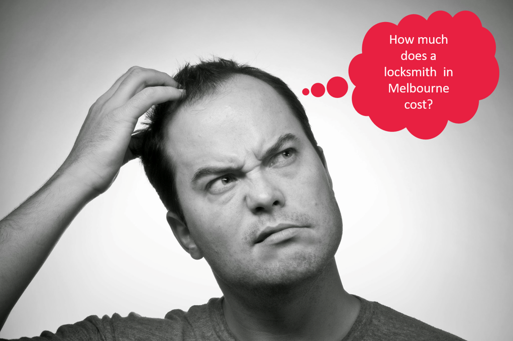How Much Does a Melbourne Locksmith Cost
