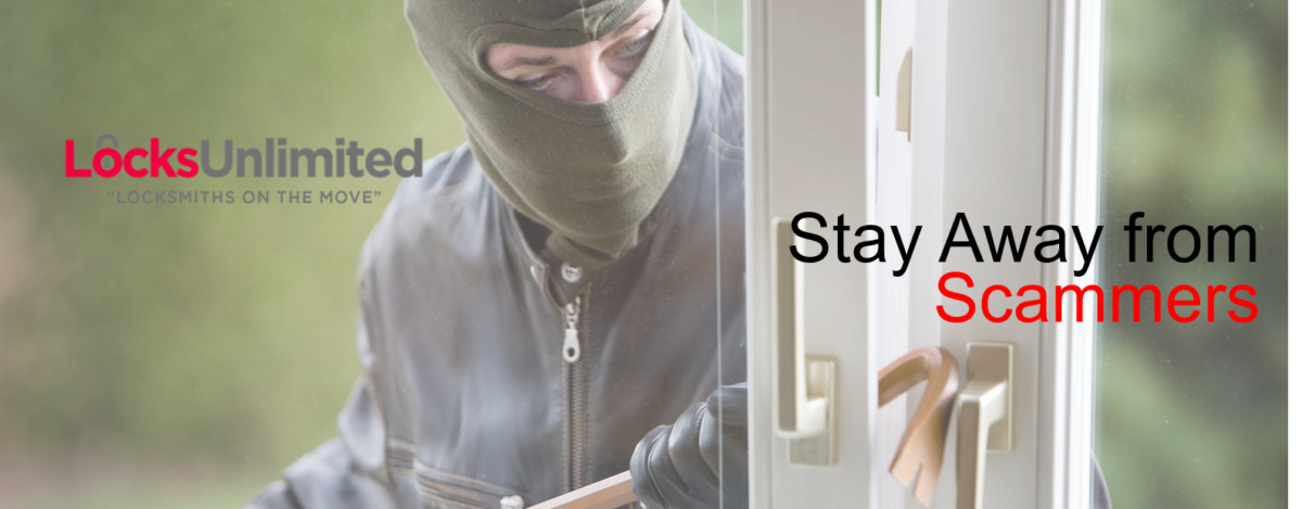 Stay Away from Scammers, Go for a Trusted Locksmith